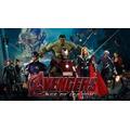 Avengers Vengadores 2 Importados Nuevos The Movie En Blister