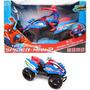 Cuatriciclo Capitan America Spiderman R/control - 2 Modelos.