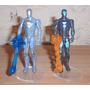 Marvel Iron Man Lote 2 Figuras 10 Cm Hasbro 2011 Ironman