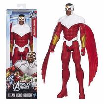 Muñeco Marvel Falcon Vengadores Original Hasbro Mundo Manias