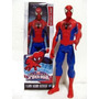 Muñeco Hombre Araña Spiderman 30cm Grande Hasbro