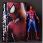 Spiderman Hombre Araña De 27 Cm Crazy Toys.viene En Caja