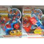 Spiderman Hombre Araña Con Vehiculo Buggy Y Avion