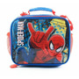 Spiderman Lunchera Infantil Modelo 2016 Original Marvel