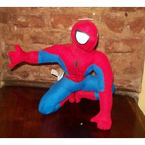 Spiderman Hombre Araña 28x31cm. By Marvel Importado!