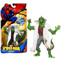 Spiderman - Lizzard Articulado, 15 Cms Original, Hasbro