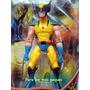Muñecos Spiderman-wolverine-hulk-iron Man-capitán America!
