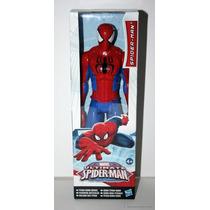Muñeco Spiderman Hombre Araña 30 Cm Marvel Hasbro