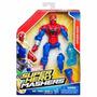 Muñeco Super Hero Mashers Hombre Araña Hasbro. Ultimo Modelo