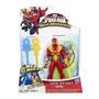 Spiderman Web Slingers Iron Spider Juguetería El Pehuén