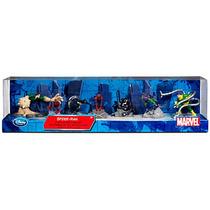 Spider Man Playset 7 Super Héroes Hasbro Hombre Araña