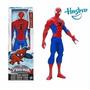 Spiderman 30cm Muñeco Gigante Hombre Araña Autentico Hasbro