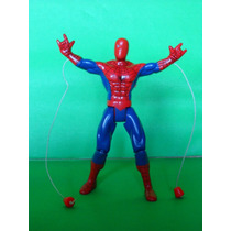 Spiderman Hombre Araña Peter Parker Toy Biz Vengadores