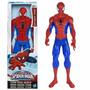 Hombre Araña Titan Hero Series Muñeco Articulado Hasbro