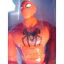 Muñeco Hombre Araña Grande De 30 Cm Con Luz Y Sonido, Artic