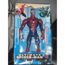Muñeco Hombre Araña Todo Articulado