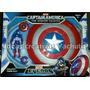 Escudo Del Capitan America C/luz Y Sonido En Caja C/muñeco