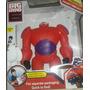 Muñeco De Goma Baymax Con Armadura Big Héroe 6