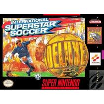 Juego International Super Star Soccer Deluxe Nintendo Snes