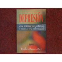 Depresión. Stephen Merson.