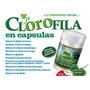 Clorofila Cápsulas Natural Prevention