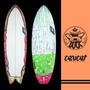 Tabla De Surf - Retrofish & Evolutivas Carricart Surfboard