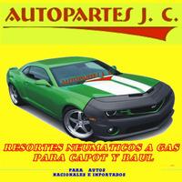 Resortes Neumáticos Linea Chevrolet Corsa Ll 02> 5ta. Pue