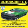 Resortes Neumáticos Linea Chevrolet Pick-up S10 Capot 01../
