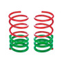 Espirales Rm Vw Gol 96/14 Delantero Progresivos Kitx2