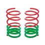Espirales Rm Vw Golf 1.8-2.0 96/98 Trasero Progresivos Kitx2