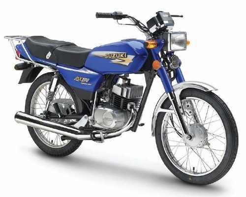 Suzuki Ax100 Special - 0km Oferta Con Detalles Minimos - Año De ...