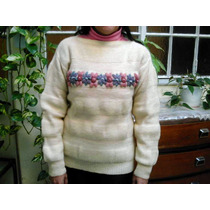 Pullover, Sweater Estilo Bariloche