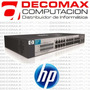 Switch Hp Procurve 1410-24g J9561a 24-port Gigabit Factura-a