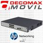 Switch Hp Networking V1910g 8-ports Poe Rackeable Fact-a