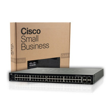 Switch Cisco Srw248g4-k9 48 Port 10/100 + 4 Gigabit Administ
