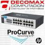 Switch Hp Procurve 1410-16g J9560a 16-port Giga 3com Fact-a