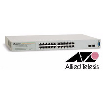 Switch Allied Telesis At-gs950/24 Ports Gigabit+2 Sfp Combo