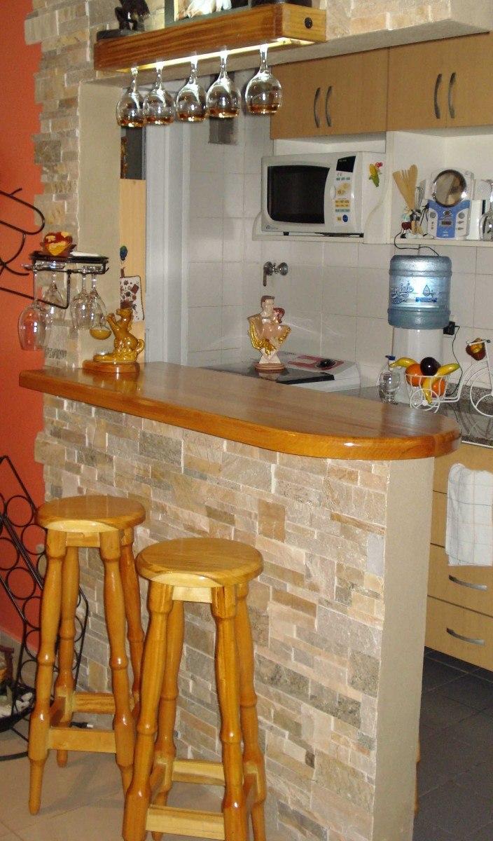 Imagenes de muebles de cocina con desayunador for Cocinas pequenas con desayunador