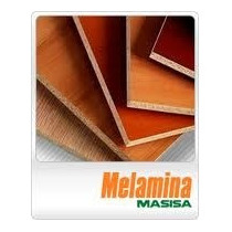 Placa Melamina Base Agl Color Madera 25 Mm X 1830 X 2600 Mm