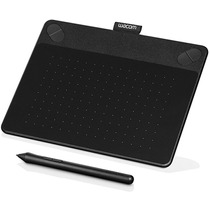 Tableta Digitalizadora Wacom Multitouch Intuos Comic Small