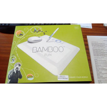 Wacom Bamboo Fun White 8.5
