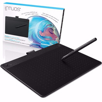 Tableta Digitalizadora Wacom Intuos Art Medium Usb Cth690 Ak