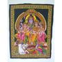 Tapiz Hindu Familia De Shiva