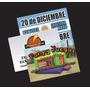 Stickers Calcos Etiquetas Adhesivas Full Color 6x4 Cm X1000