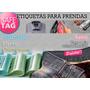 500 Etiquetas Para Ropa Tela Saten Autoadhesivo Poliamidas