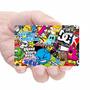 100 Tarjetas Credenciales Full Color Frente Ydorso 15 Años