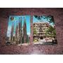 Postales Arte Y Arquitectura: Gaudí: Sda Familia. Casa Milá.
