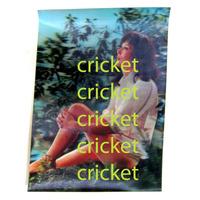 Antigua Foto Tarjeta Postal Erotica Efecto Tridimensional