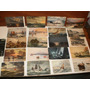 Lote De 21 Postales Antiguas Veleros, Marinas Paisajes Barco