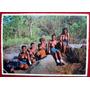 Zulu Sud Africa Nativas Postal Color